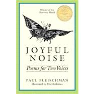 Joyful Noise : Poems for Two Voices, 9780064460934