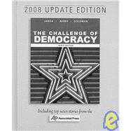 Challenge of Democracy 2008 : Government in America