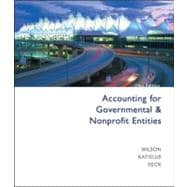 Accounting for Governmental and Nonprofit Entities,9780073100951