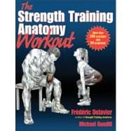 Strength Training Anatomy Workout, 9781450400954  