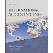 International Accounting, 9780078110955  