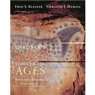 Gardner's Art Through the Ages with Infotrac, Vol. 1,9780534640958