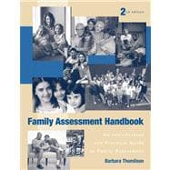 The Family Assessment Handbook,9780495090960