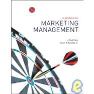 Preface to Marketing Management,9780073380964
