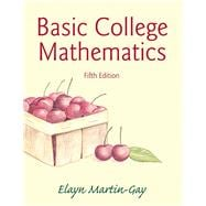 Basic College Mathematics, 5/e