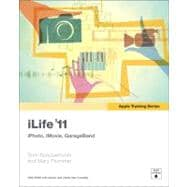 Apple Training Series: iLife '11, 9780321700971  