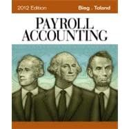 Payroll Accounting 2012,9781111970994