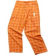 Tennessee Volunteers Tenn. Orange Empire Flannel Pants