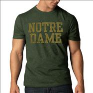Notre Dame Fighting Irish '47 Brand Kelly Arch Vintage Scrum T-Shirt