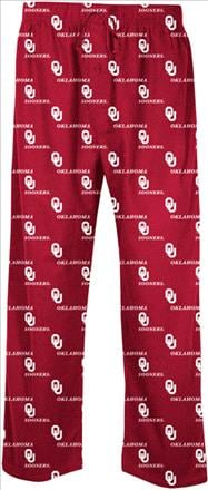 Oklahoma Sooners Cardinal Prospect Pants
