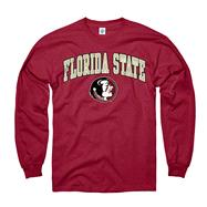 Florida State Seminoles Youth Garnet Perennial II Long Sleeve T-Shirt