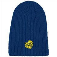 Michigan Wolverines adidas Navy Heritage Hall Cuffless Knit Hat