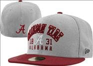 Alabama Crimson Tide Word Knock 59Fifty Fitted Hat