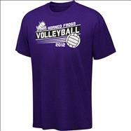 TCU Horned Frogs 2012 Volleyball Roster Youth T-Shirt