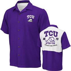 TCU Horned Frogs Loud and Proud Camp Shirt