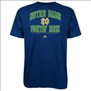 Notre Dame Fighting Irish Classic School Navy T-Shirt
