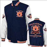 Auburn Tigers Navy Hall of Fame Commemorative Jacket