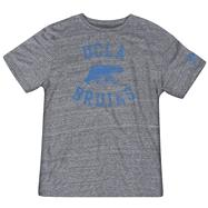 UCLA Bruins Gym Class adidas Originals Tri-Blend Vintage Tee