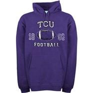 TCU Horned Frogs Legacy Football Hooded Sweatshirt