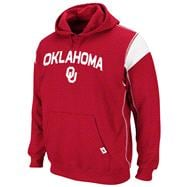 Oklahoma Sooners Cardinal Foundation of a Champion Hooded Sweatshirt