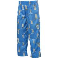 UCLA Bruins Youth Blue Team Logo Printed Pants