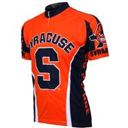 Syracuse Orange Short Sleeve Cycling Jersey
