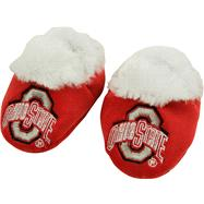 Ohio State Buckeyes Baby Bootie Slipper