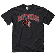 Rutgers Scarlet Knights Black Perennial II T-Shirt