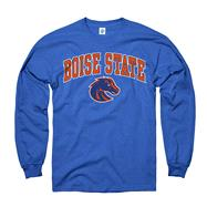 Boise State Broncos Royal Perennial II Long Sleeve T-Shirt
