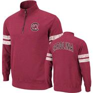 South Carolina Gamecocks Cardinal Flex 1/4 Zip Fleece Sweatshirt