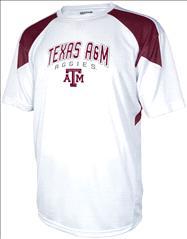 Texas A&M Aggies Maroon Flea Flicker Performance T-Shirt