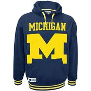 Michigan Wolverines Navy Dream Team Hooded Sweatshirt