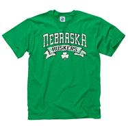 Nebraska Cornhuskers Marauder St. Patty's Day T-Shirt