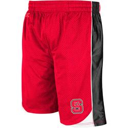 North Carolina State Wolfpack Red Vector Shorts