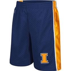Illinois Fighting Illini Navy Toddler Vector Shorts