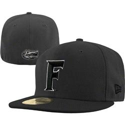 Florida Gators New Era Graphite 59FIFTY Fitted Hat
