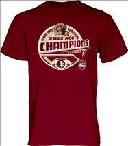 Florida State Seminoles Youth 2012 ACC Football Champions Bunt T-Shirt