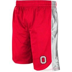 Ohio State Buckeyes Youth Vector Short -Red