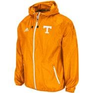 Tennessee Volunteers adidas Orange 2011 Football Adizero Sideline Lightweight Jacket