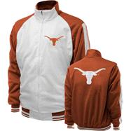 Texas Longhorns Coasting To Victory Full-Zip Track Jacket