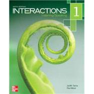 Interactions 1 - Listening and Speaking 6th ed,9780077831004