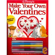 Disney's Make Your Own Valentines (w/ accessories)