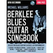 Berklee Blues Guitar Songbook, 9780876391006  