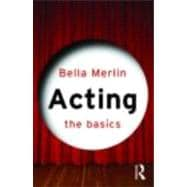 Acting : The Basics, 9780415461016  