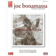 Joe Bonamassa: Blues Deluxe Guitar / Vocal, 9781603781022  