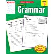 Scholastic Success With Grammar, Grade 5