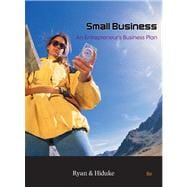 Small Business : An Entrepreneur's Business Plan,9780324591026