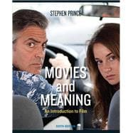 Movies and Meaning,9780205211029