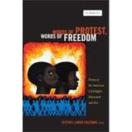 Words of Protest, Words of Freedom : Poetry of the American ..., 9780822351030