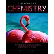 Chemistry : An Introduction to General, Organic, and Biological Chemistry with MasteringChemistry